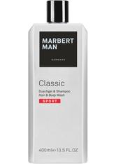 Marbert Herrendüfte ManClassicSport Shower Gel 400 ml