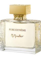 M.Micallef Jewel Collection Pure Extrême Eau de Parfum Nat. Spray 100 ml