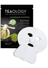 TEAOLOGY - Teaology Masken Teaology Masken Matcha Tea Miracle Face and Neck Mask Tuchmaske 1.0 pieces - Tuchmasken