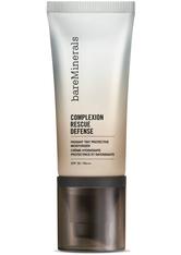 BAREMINERALS - bareMinerals Complexion Rescue Defense Radiant Tint Protective Moisturizer Gesichtscreme  50 ml - TAGESPFLEGE