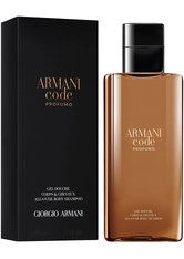 GIORGIO ARMANI - Armani Herrendüfte Code Homme Profumo All-Over Body Shampoo 200 ml - PARFUM