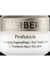 Marbert Profutura Anti-Aging Augenpflege / Eye Cream Gold 15 ml