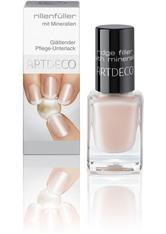 ARTDECO - ARTDECO Nail Care Rillenfüller Minerales Nagellack  10 ml Transparent - NAGELLACK