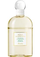 GUERLAIN - Guerlain Aqua Allegoria Bergamot Shower Gel 200 ml - PARFUM