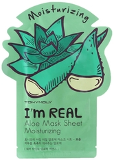 TonyMoly I'm Real Aloe Sheet Mask 1 Stk. Tuchmaske