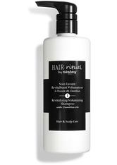 HAIR RITUEL by Sisley Shampoos & Conditioner Soin Lavant Revitalisant Volumateur à l'Huile de Camélia - Volumenshampoo ohne Sulfate 500 ml
