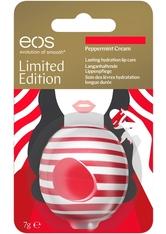 EOS - eos – evolution of smooth Smooth Sphere Lip Balm Peppermint Cream 7 g - LIPPENBALSAM