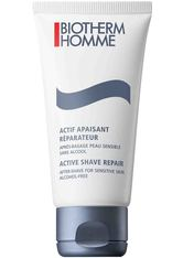 BIOTHERM HOMME - Biotherm Homme Rasur Biotherm Homme Rasur Active Shave Repair After Shave 50.0 ml - Tagespflege
