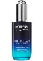 Biotherm Blue Therapy - Regeneriert Zeichen der Hautalterung Accelerated Serum Anti-Aging Pflege 30.0 ml