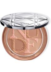 DIOR - DIOR Gesicht Sonnenmake-up Diorskin Mineral Nude Bronze Healthy Glow Bronzing Powder Nr. 06 Warm Sundown 10 g - Contouring & Bronzing