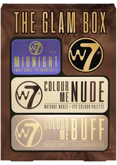 W7 Cosmetics - Lidschatten-Set - The Glam Box 2