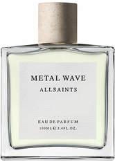 ALLSAINTS - AllSaints Metal Wave Eau de Parfum (EdP) 100 ml Parfüm - PARFUM