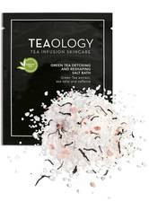 Teaology Teaology > Reinigung Green Tea Detoxing and Reshaping Salt Bath sachets 50 g