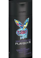 Playboy Herrendüfte New York Shower Gel 250 ml