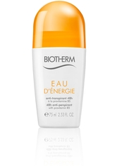 Biotherm Eau d'Energie Eau d Énergie - Deo Roll on 75ml Deodorant 75.0 ml