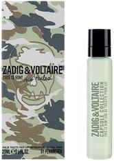 Zadig & Voltaire This is Him! No Rules Eau de Toilette (EdT) 20 ml Parfüm