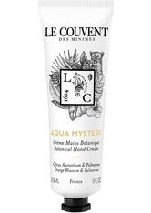 Le Couvent Des Minimes Le Couvent Des Minim - Les Colognes Botaniques Aqua Mysteri - Handcreme - 30 Ml -