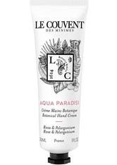Le Couvent Des Minimes Le Couvent Des Minim - Les Colognes Botaniques Aqua Paradisi - Handcreme - 30 Ml -