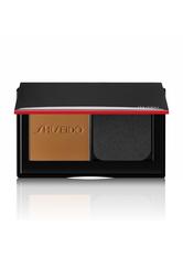 Shiseido Synchro Skin Self-Refreshing Custom Finish Powder Foundation 9 g 440 Amber Kompakt Foundation