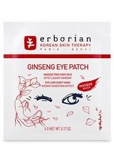 ERBORIAN Produkte Ginseng Eye Shot Mask Augenpflegemaske 5.0 g