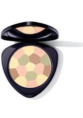 Dr. Hauschka Teint Colour Correcting Powder Kompaktpuder 8 g Nr. 01 - Translucent