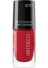 Artdeco Love The Iconic Red Nr. 670  Lady In Red 10 ml Nagellack 10.0 ml