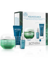 Biotherm Produkte Aquasource Gel Set Gesichtspflegeset 1.0 pieces
