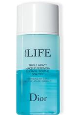 Dior Hydra Life Bi-Phasic Makeup Remover Zwei-Phasen Make-Up Entferner 125 ml Augenmake-up Entferner