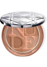DIOR - DIOR Gesicht Sonnenmake-up Diorskin Mineral Nude Bronze Healthy Glow Bronzing Powder Nr. 05 Warm Sunlight 10 g - Contouring & Bronzing