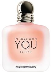 Giorgio Armani Emporio Armani In Love with You Freeze Eau de Parfum Nat. Spray 100 ml