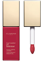 Clarins Lip Comfort Oil Intense 7 ml 04 intense rosewood Flüssiger Lippenstift