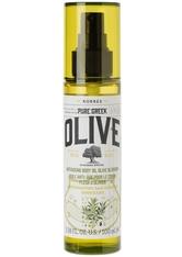 KORRES Produkte Antiageing Body Oil Olive Blossom Bodylotion 100.0 ml