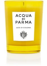 Acqua di Parma Glass Candle Luce Di Colonia Duftkerze 200 g