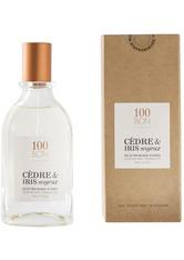 100BON Duft Collection Cedre & Iris Soyeux Eau de Parfum Nat. Spray 50 ml