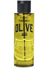 Korres Unisexdüfte Pure Greek Olive Olive Blossom Eau de Cologne Spray 26,90 ml