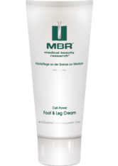 MBR Medical Beauty Research Körperpflege BioChange Anti-Ageing Body Care Cell-Power Foot & Leg Cream 100 ml