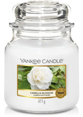 Yankee Candle Camellia Blossom  Duftkerze 411 g