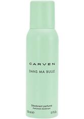 Carven Dans Ma Bulle Eau de Toilette Deodorant Natural Spray Léger 150 ml Deodorant Spray Parfüm