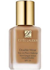ESTÉE LAUDER - Estée Lauder Gesichtsmakeup Double Wear Stay-In-Place Makeup SPF 10 (Farbe: 3C2 Pebble [04], 30 ml) - FOUNDATION