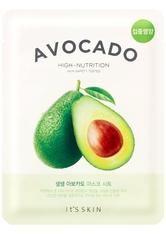It's Skin Masken The Fresh Mask Sheet - Avocado (20ml)