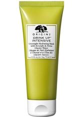 Origins Drink Up Intensive Overnight Hydrating Mask with Avocado & Swiss Glacier Water 75 ml Gesichtsmaske
