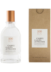 100BON - 100BON Duft Collection Carvi & Jardin de Figuier Eau de Parfum Nat. Spray 50 ml - PARFUM