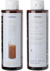 KORRES Shampoos Rice Proteins & Linden - für feines, empfindliches Haar 250 ml Haarshampoo 250.0 ml