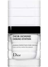 DIOR Hautpflege Kosmetische Männerpflege Dior Homme Dermo System Essence Perfectrice Pore Control 50 ml
