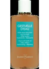Jeanne Piaubert Produkte GESTUELLE D EAU - Aqua-Soft Bath Oil 200ml Pflege-Accessoires 200.0 ml