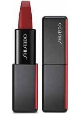 Shiseido ModernMatte Powder Lipstick (verschiedene Farbtöne) - Exotic Red 516