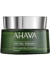 AHAVA Gesichtscreme Mineral Radiance Overnight Stress Gesichtscreme 50.0 ml