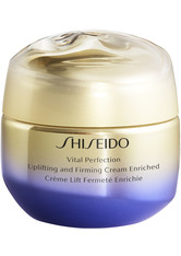 Shiseido - Vital Perfection Uplifting & Firming Cream Enriched - Gesichtscreme - 50 Ml -