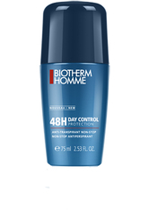 BIOTHERM HOMME - Biotherm Homme Männerpflege Day Control 48h Day Control Protection Anti-Transpirant Roll-On 75 ml - DEODORANT