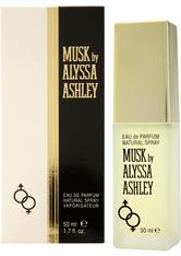 ALYSSA ASHLEY - Alyssa Ashley Unisexdüfte Musk Eau de Parfum Spray 50 ml - PARFUM
